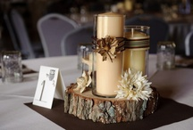 Country/Rustic Wedding