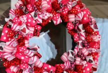 Valentines Day Decorations / by Stephanie Young-Birkle