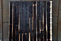 Drewno palone