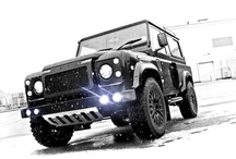 Land Rover / by Aaron Edwards