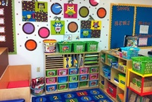 Classroom ideas / Classroom environment and decorations
