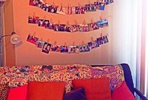 Girls dorm decor / by Ashley Jones