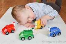 Toddler fun / Play ideas