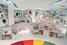 cool school spaces / by Michelle Gay