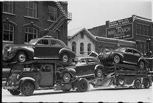 Lorries: Car Transporters