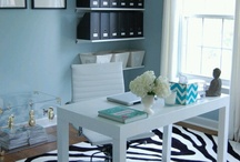 "Home Office / Arbonne ""working"" from home space  / by Jennie Gabrielle"