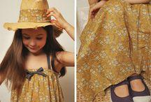 Inspiration Couture pour Enfants