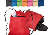 Bags / All kinds of bags, ranging from shopping bags to laptop bags and travel bags