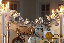 Lots of CLOCKS...