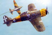 Zajímavá WWII letadla