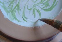 interesting pottery