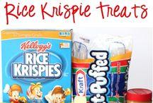 Homemade lunch kit treats
