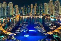 Dubai & Abu Dhabi / by Esra Sarı