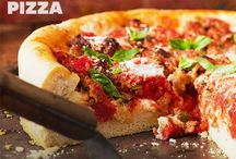 Recipes to Try - Pizza