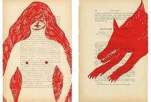 Drawings (By Blogs) / Sophie Lecuyer, Waii-waii, Knapfla, Daniela Tieni, Amélie Fontaine, ...
