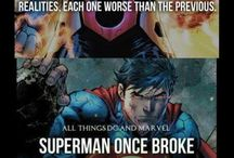 Super Heroes Facts