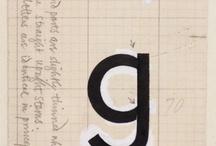Typography - Famous British Typographers / John Baskerville, Stanley Morrison, William Caslon, Eric Gill, Mathew Carter, Neville Brody.