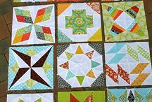 Quilts, samplers