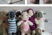 animaux en laine