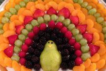 Composizioni frutta ed altro