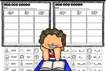 Phonics Worksheets | Phonics Games and Task Cards / Check out these phonics worksheets, games and task cards for using in your class. These phonics activities will help your kids improve their reading.