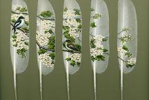 Feather Masterpieces  / by Klaressa Hobbs