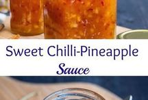 must sweet chilled sauce