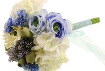 Designer Artificial Flower Bundles