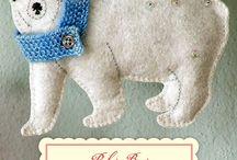 Xmas bear - Kerstbeer