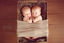 Bliźnięta noworodki