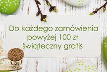 Promocje w sklepie www.efrika.pl / Informujemy na bieżąco o promocjach w sklepie www.elfrika.pl!