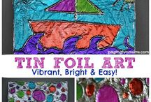 Tinfoil Crafts