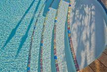 Pools / by Cynthia Sansone Almeida
