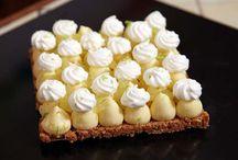 Pâtisserie ( tarte )