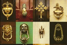 Architecture: Knock, Knock / Unique and/or ornate door knockers, door knobs and door handles from around the world.