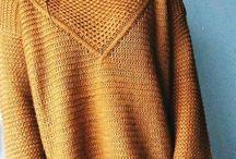 tricot, crochet