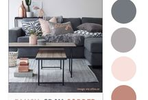 Color Palette for Home ☆