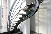 escalier chatel