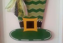 St. Patrick's Day Decoration and DIY Crafts