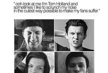Tom Holland ❤️