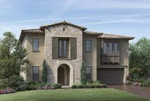 Meridian at Altair Irvine / Meridian neighborhood by Toll Brothers in the Altair Irvine masterplanned community