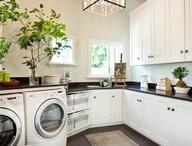 Laundry Room / by Ann Ahern