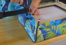 Craft Projects / Complete these craft projects quickly and easily with your air compressor.
