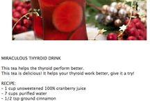 thyroid tea