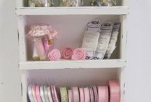 Craft Room Heaven & Storage Ideas