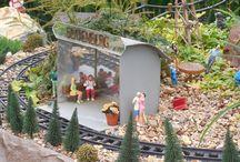 My garden railway / My G scale  Oberland