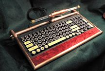Steampunk: DIY and inspiration