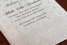 {invitation design} chantilly / by Invitations by Ajalon