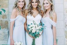 BRIDESMAID DRESS / ABITO DAMIGELLA