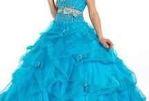 Mädchen Abendkleider Ballkleider